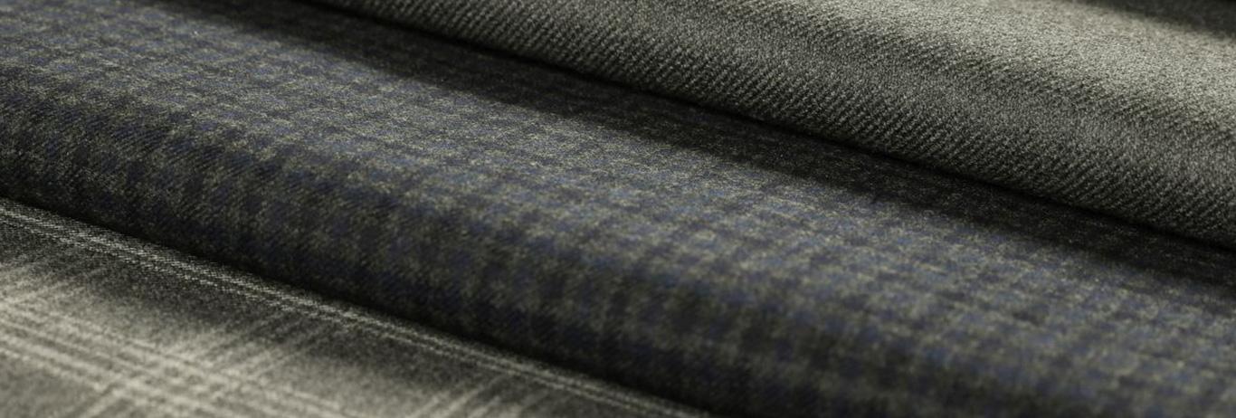 New Spring Summer 2019 fabrics are on display