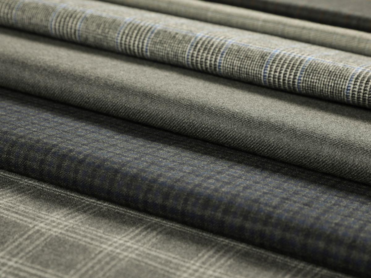 Standeven Luxury Spring Summer 2019 Fabrics Groupshot 3