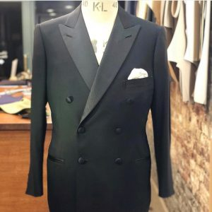 Black Tie Dinner Suit Tuxedo formal wear