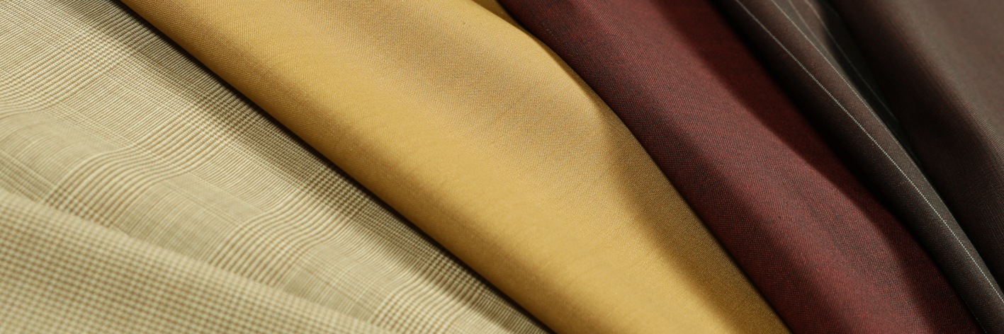 Summerstrand, a wool mohair bunch for both tailor and bespoke customer