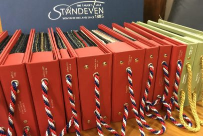 Standeven Luxury British Cloth Bunch Books Autumn Winter 2020