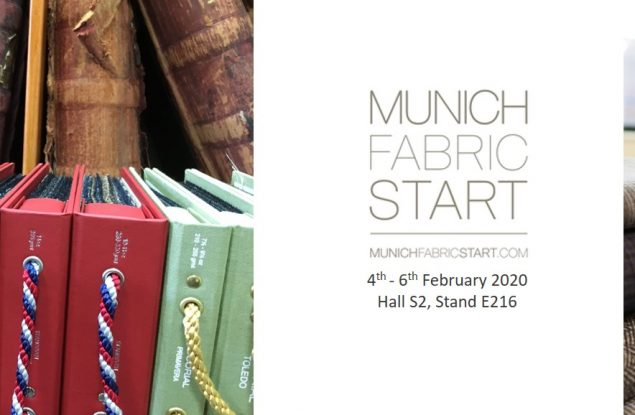 Standeven Munich Fabric Start Spring Summer February 2020