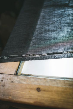 Standeven Luxury Cloth manufacturing at Stanley Mills