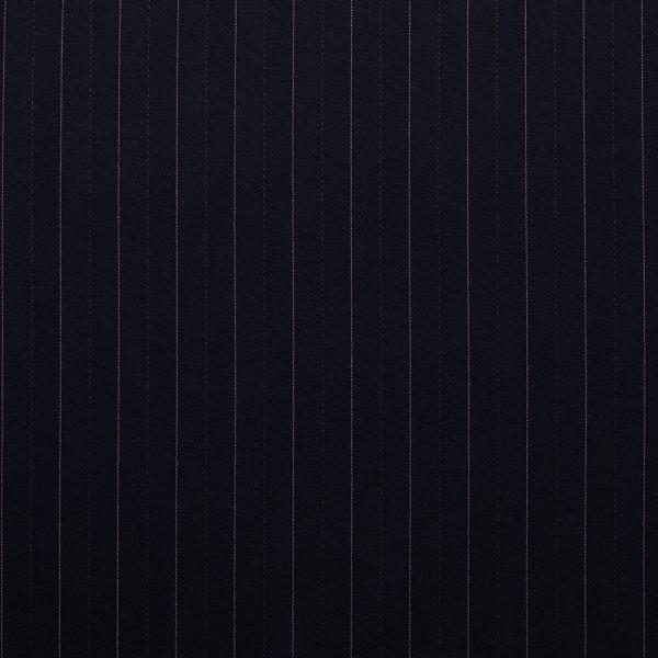 10003 Navy Blue Fancy Coloured Stripe