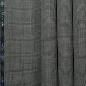 10004 Light Grey Glen Check
