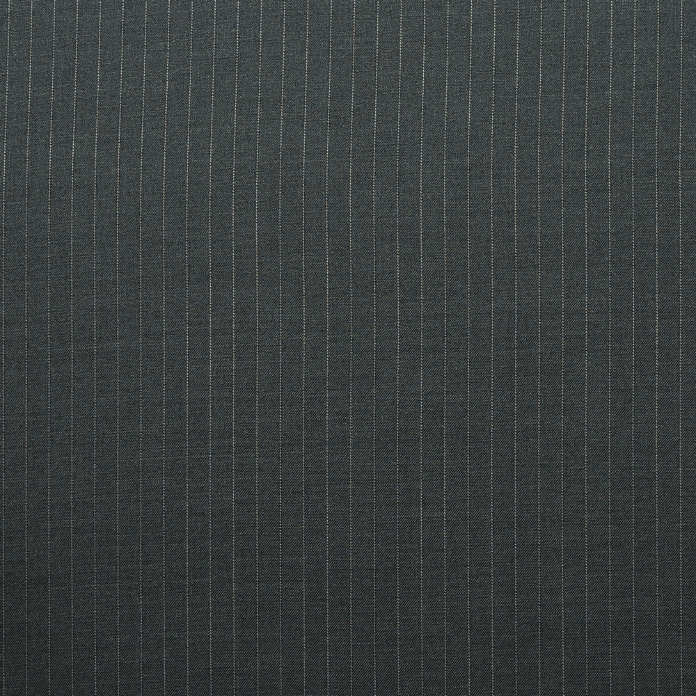 10016 Medium Grey with Coloured Stripe