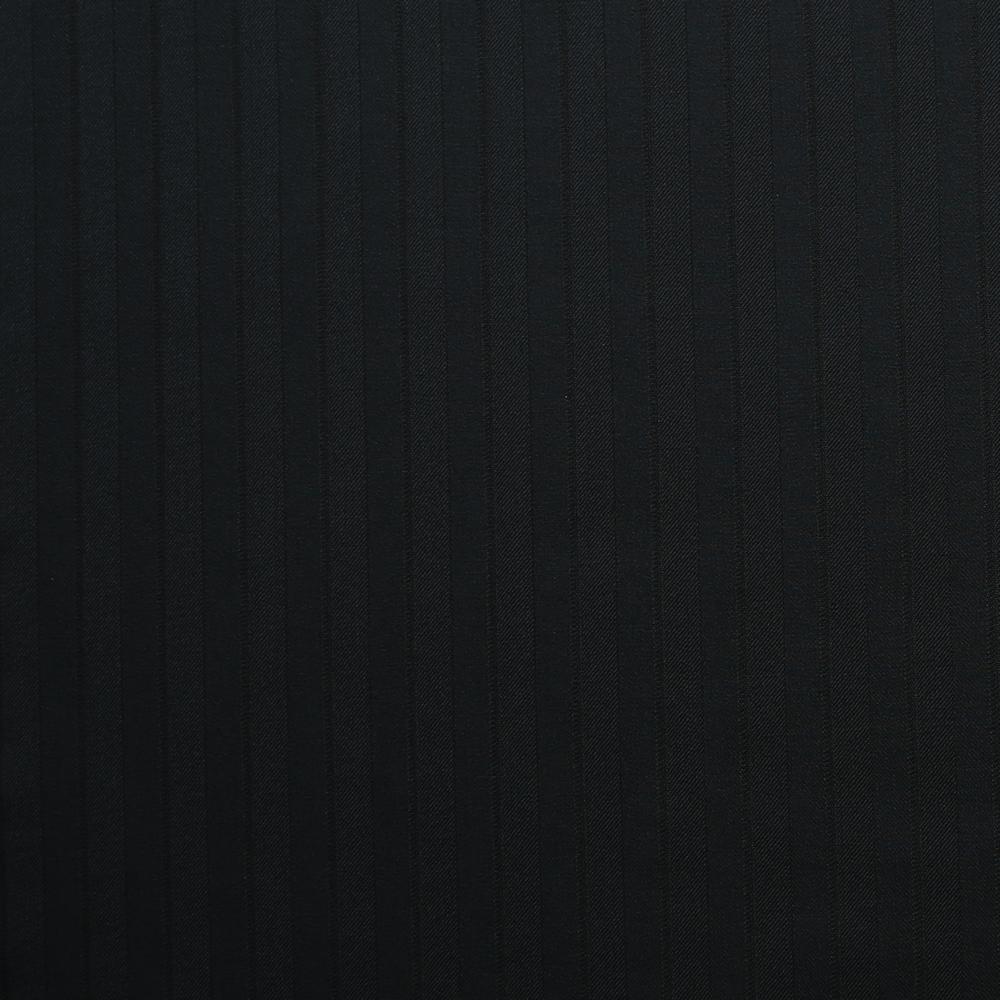 10021 Black Wide Shadow Stripe