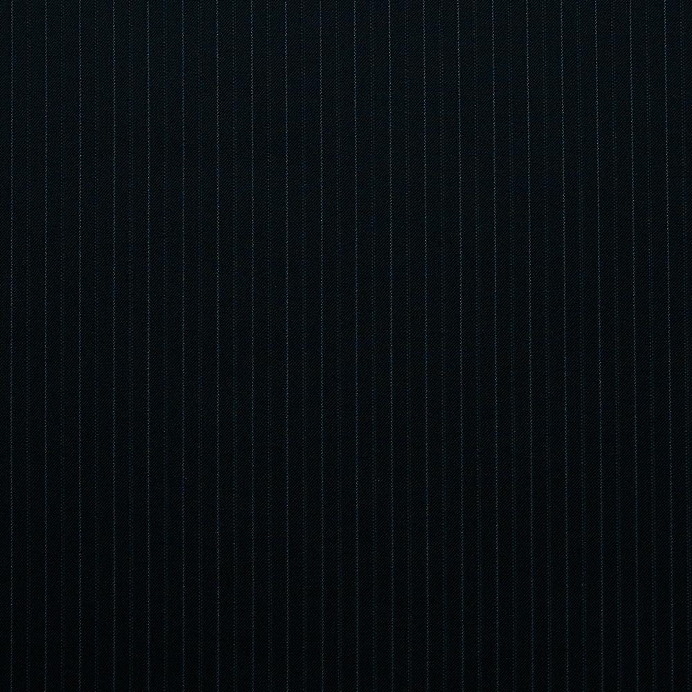 10029 Black with Light Blue Fancy Stripe