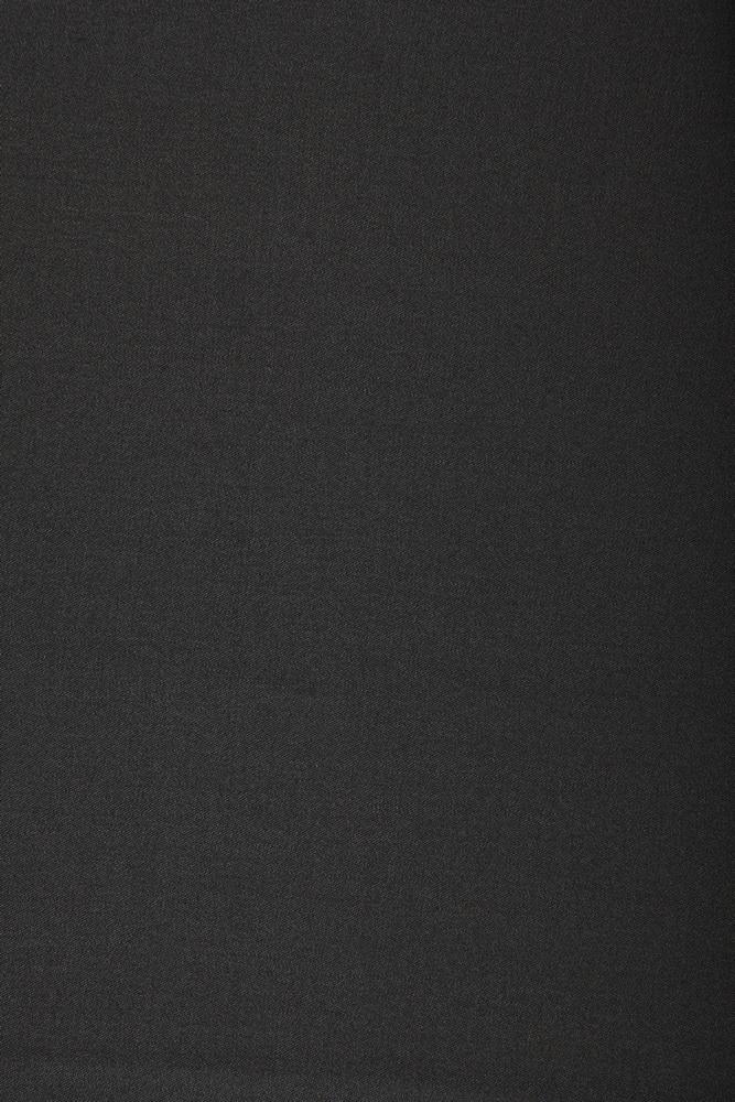 1002 Black Plain Doeskin