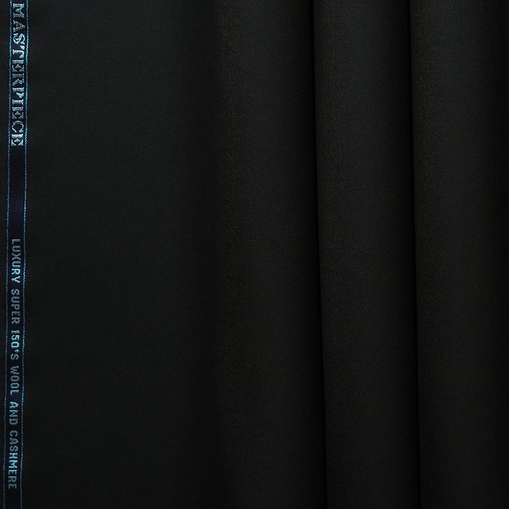 10056 Black Plain Twill