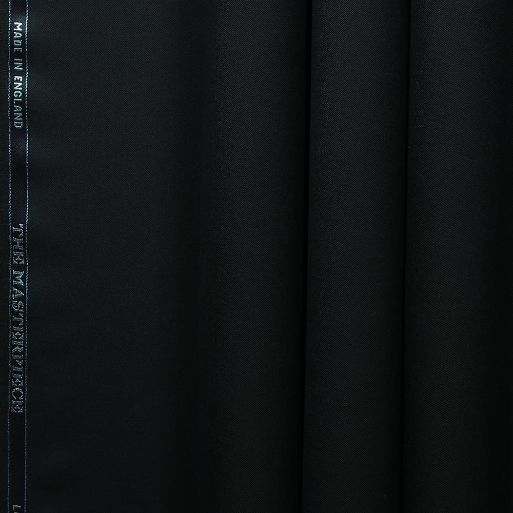 10060 Dark Navy Blue Plain Twill