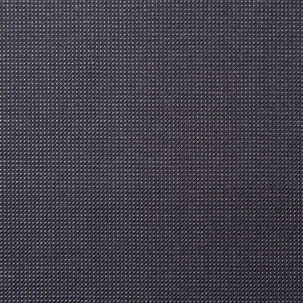 1006 Navy Blue Wool Silk Hairline