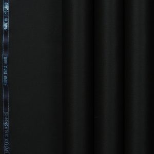 1007 Black Plain Doeskin