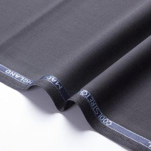 1035 Black Plain Weave