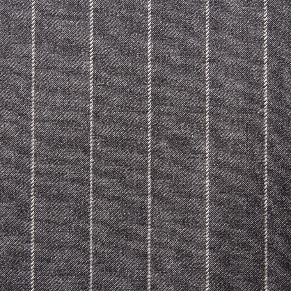 11013 Medium Grey Medium Chalk Stripe