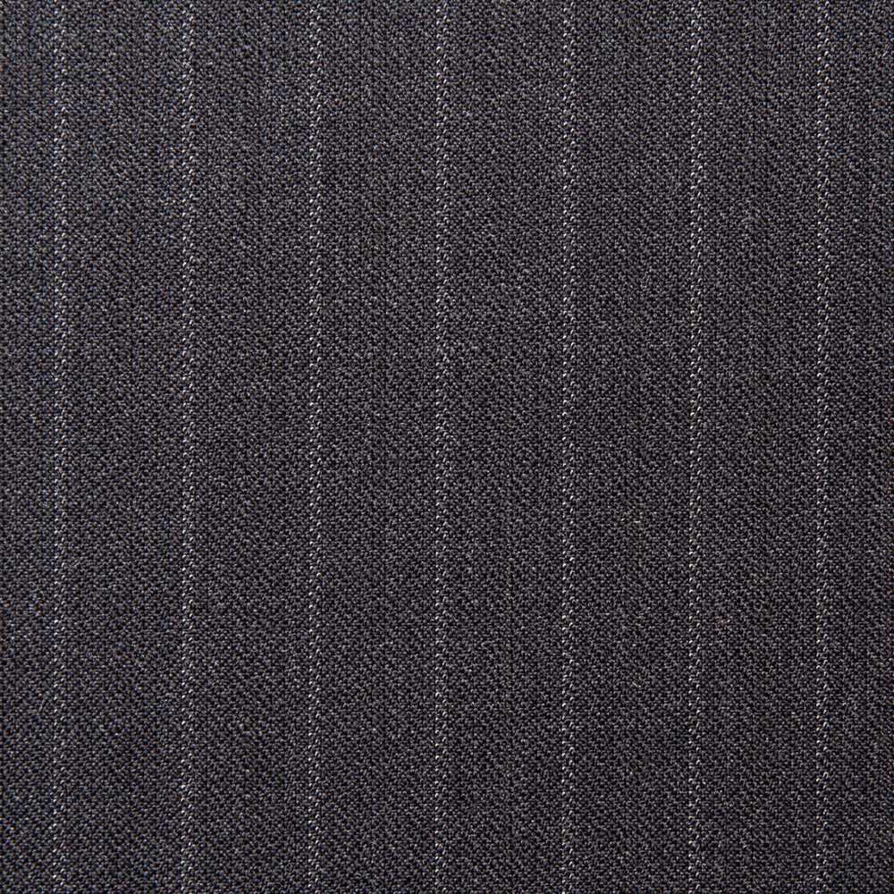 11016 Charcoal Grey Fancy Stripe