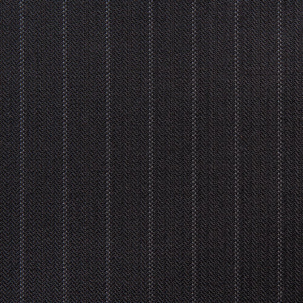 11017 Black Fancy Stripe