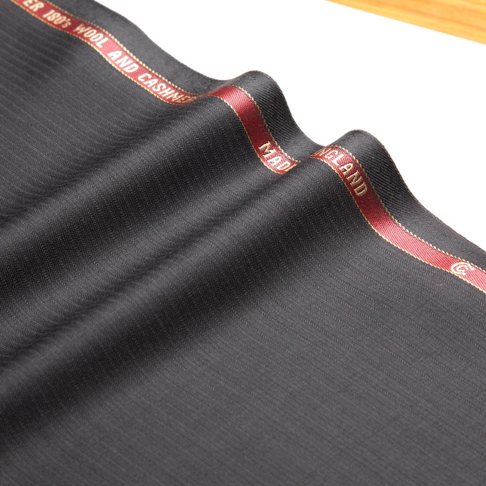 11023 Black Fancy Stripe