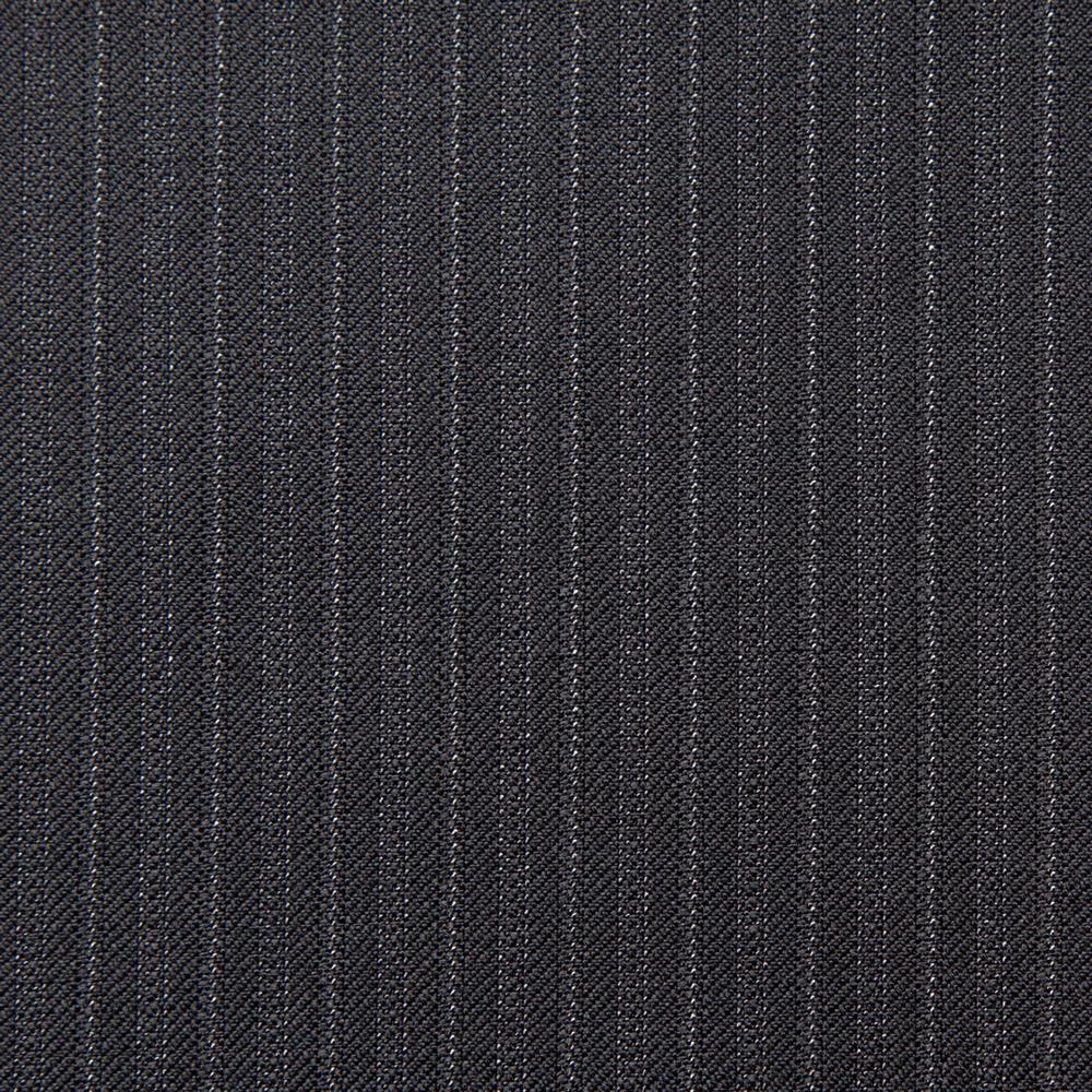 11033 Black Fancy Stripe