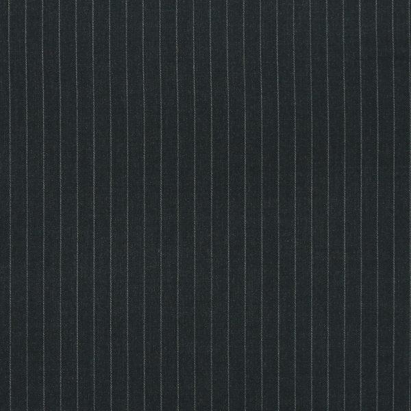 12016 Charcoal Grey Chalk Stripe