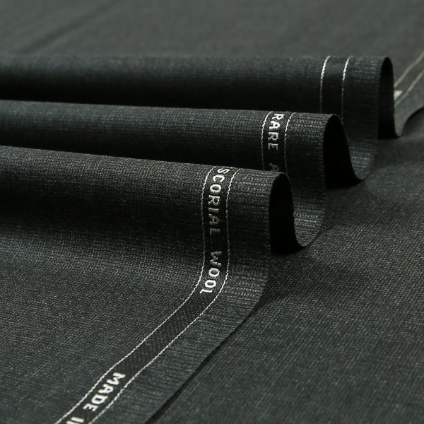 12031 Charcoal Grey Semi Plain