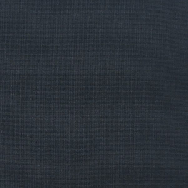 12032 Navy Blue Semi Plain