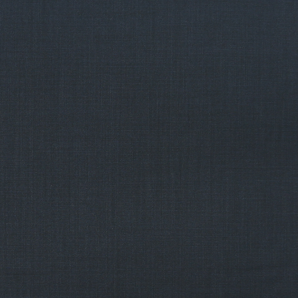 12032 Navy Blue Semi Plain