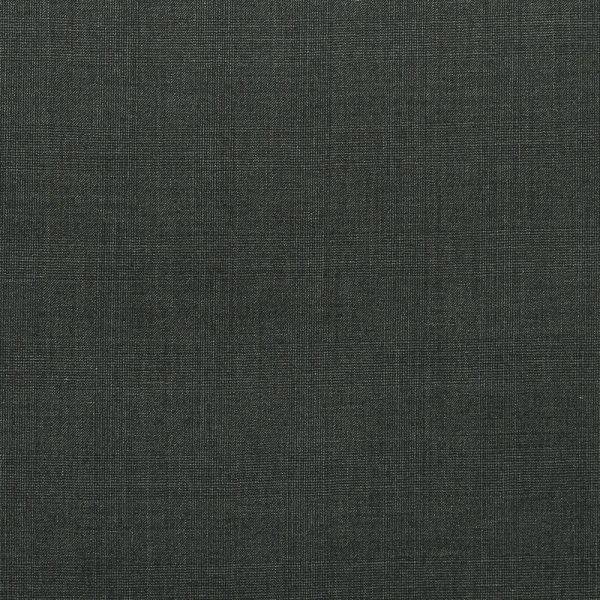 12040 Charcoal Grey Hopsack Glen Check