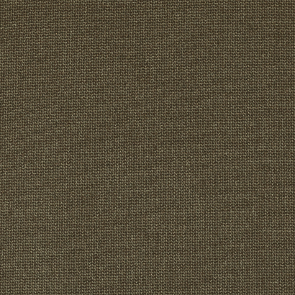 12054 Brown and Fawn Houndstooth