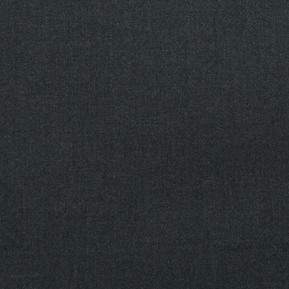 14002 Dark Grey Plain Flannel