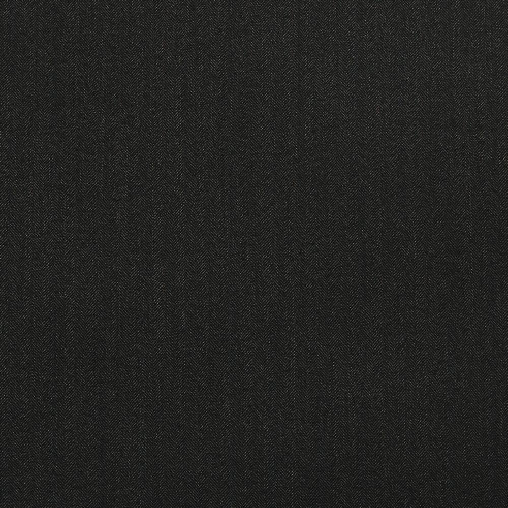 15007 Brown Herringbone with Coloured Stripe