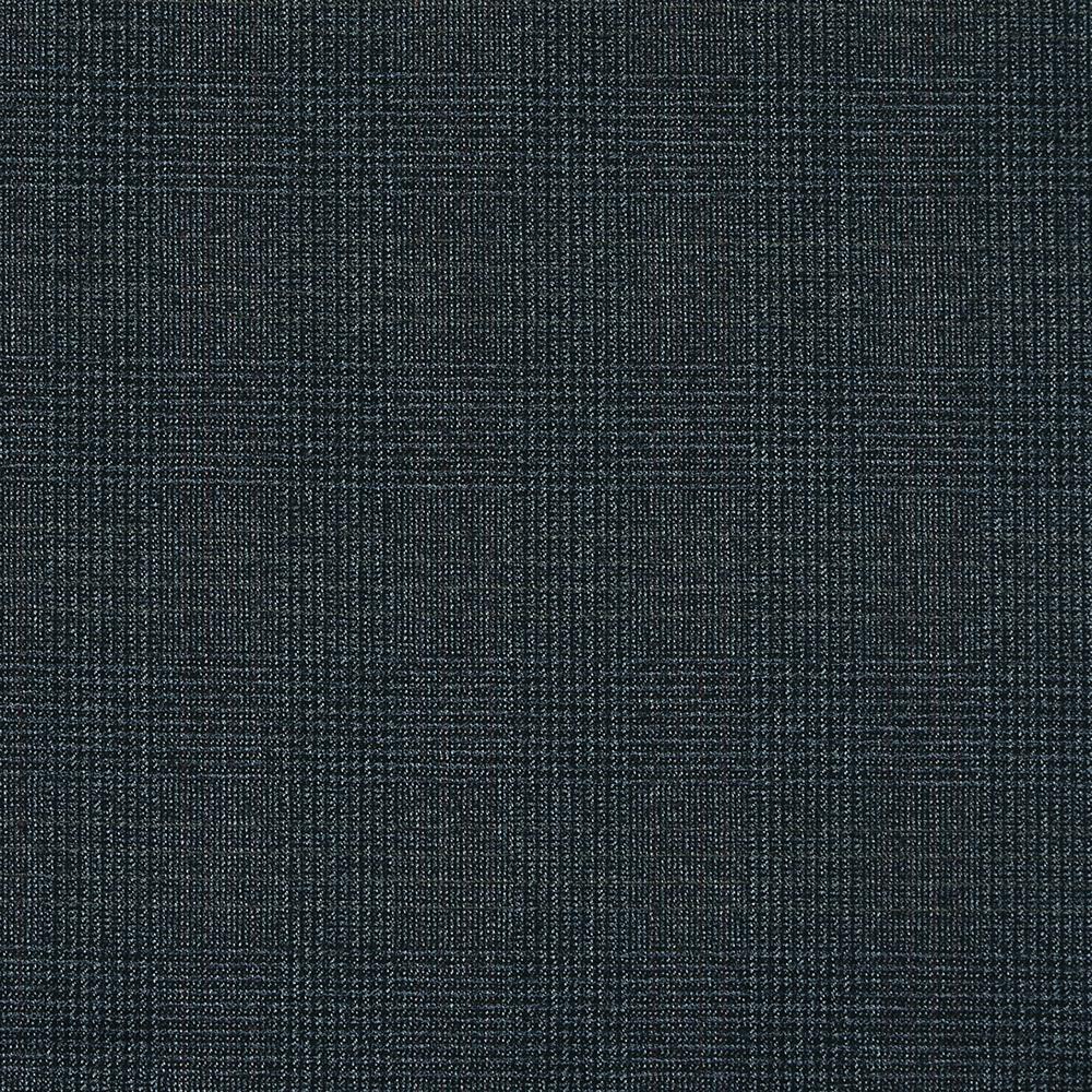 15027 Grey Blue Glen Check with Red/Blue/Orange Overcheck