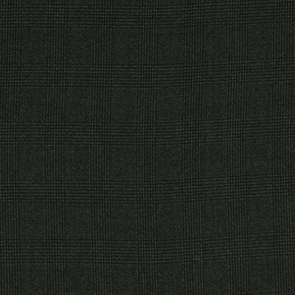 15038 Charcoal Grey Glen Check