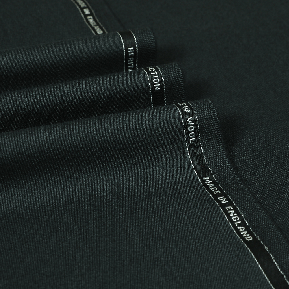15043 Charcoal Grey Cavalry Twill