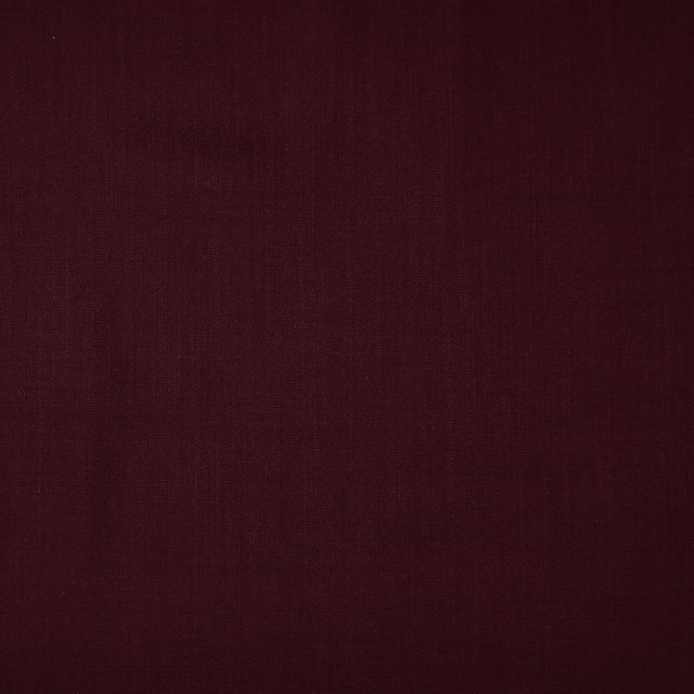16034 Burgundy Red Plain