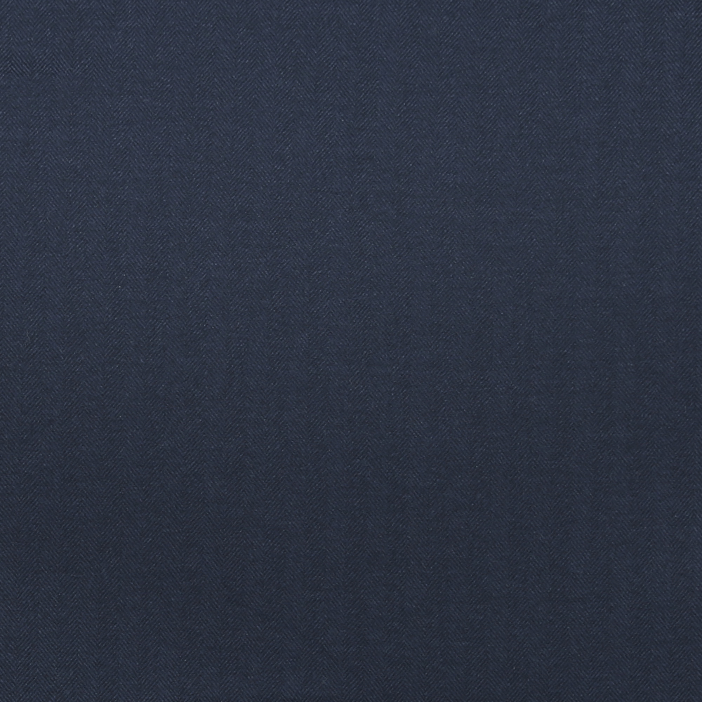17004 Navy Blue Herringbone