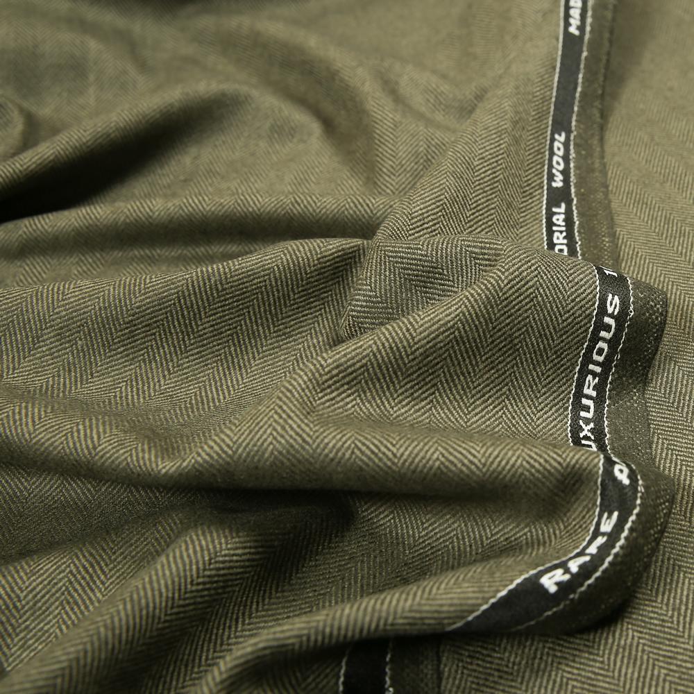 17006 Sage Green Herringbone