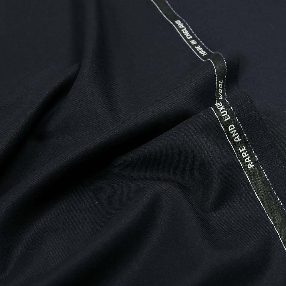 17013 Navy Blue Plain Serge