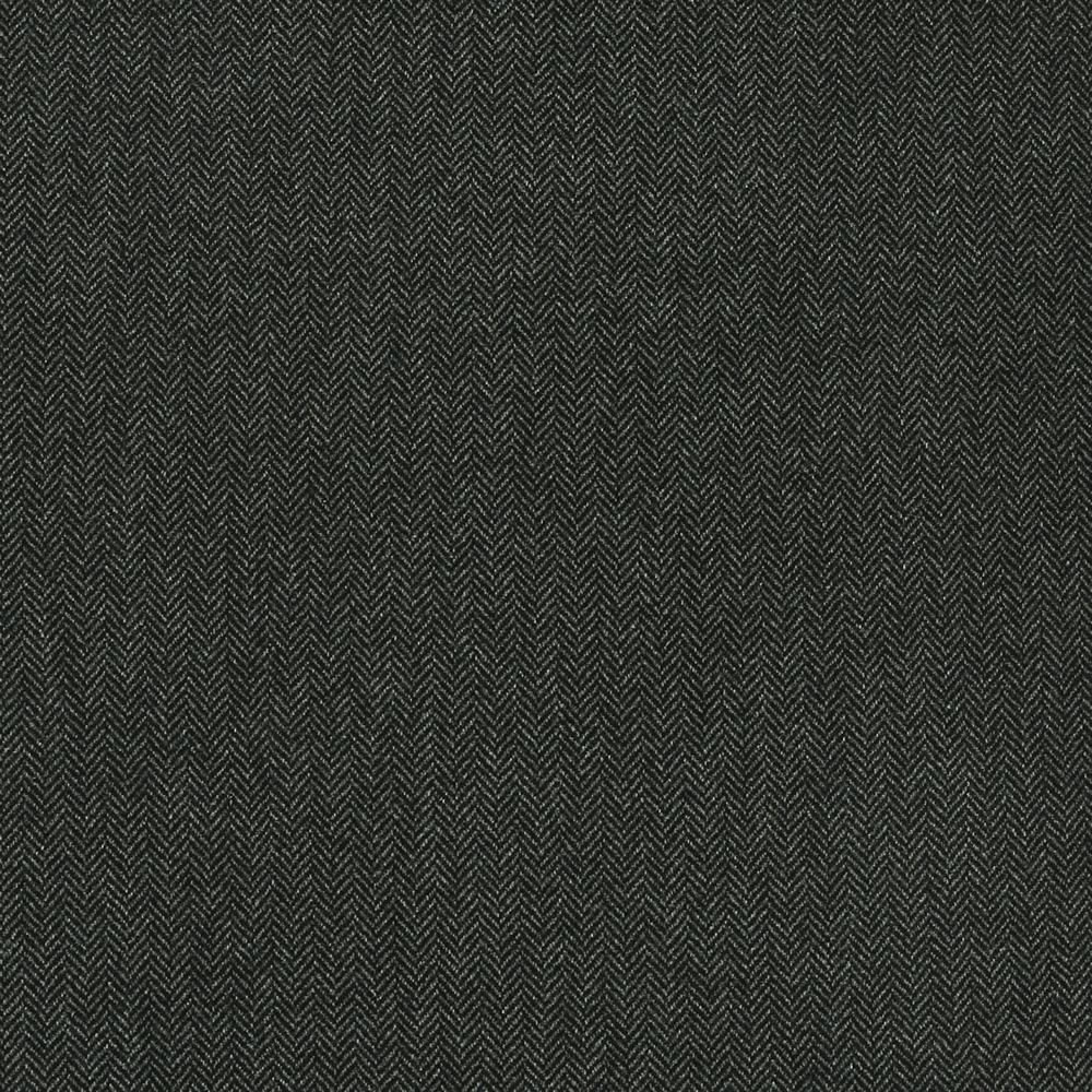 17021 Charcoal Grey Medium Herringbone