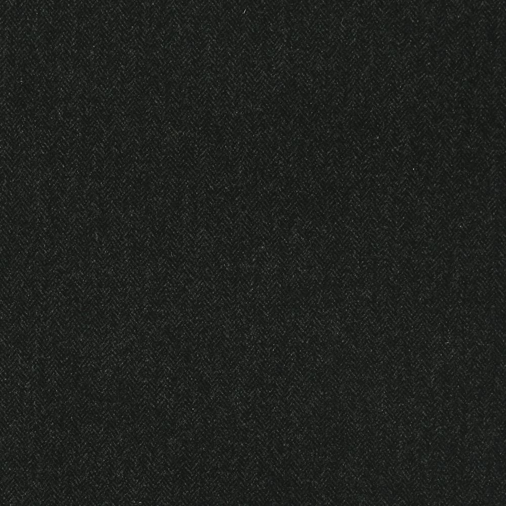 17025 Charcoal Grey Herringbone Coating