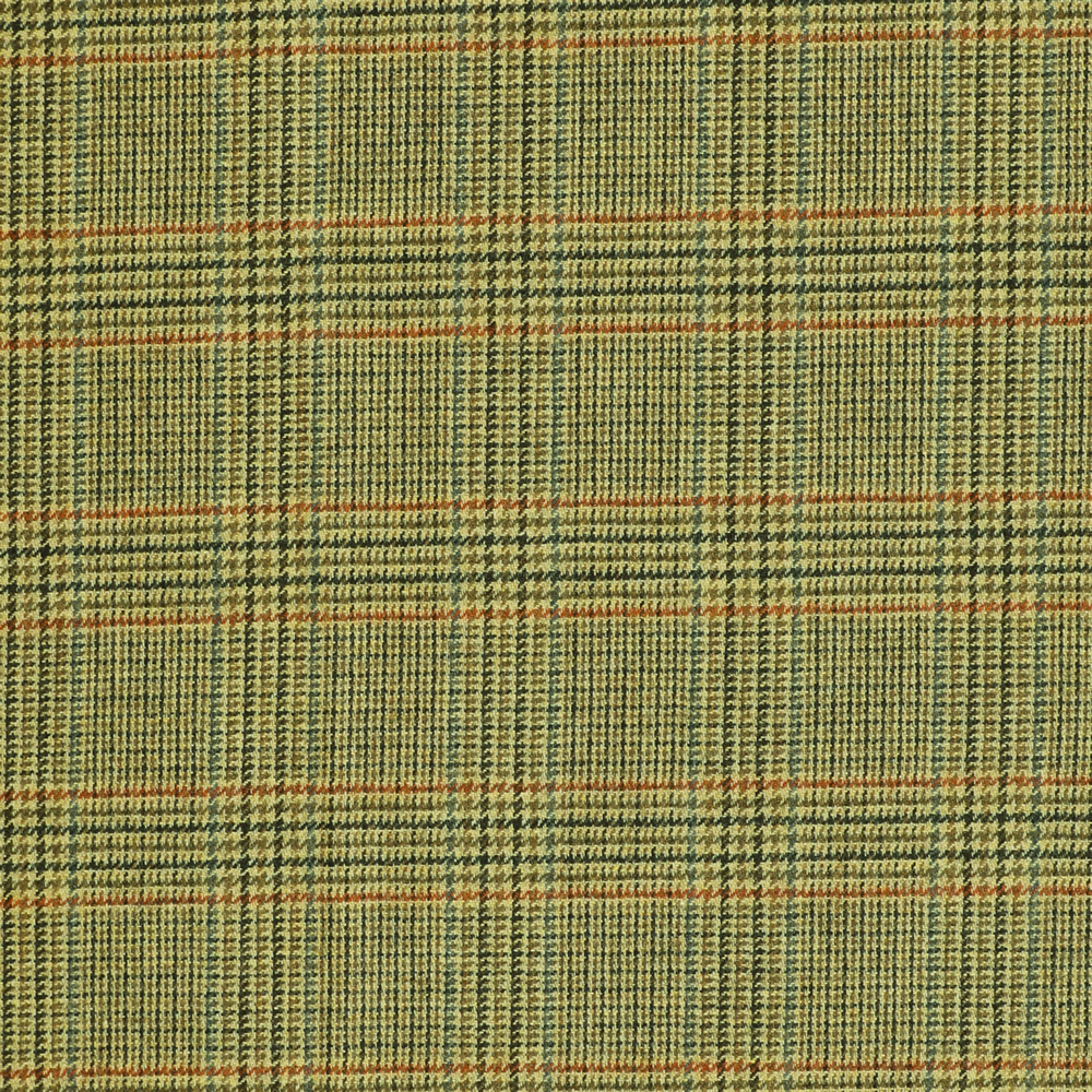 19057 Fawn Brown Glen with Guarded Tan/Blue Check