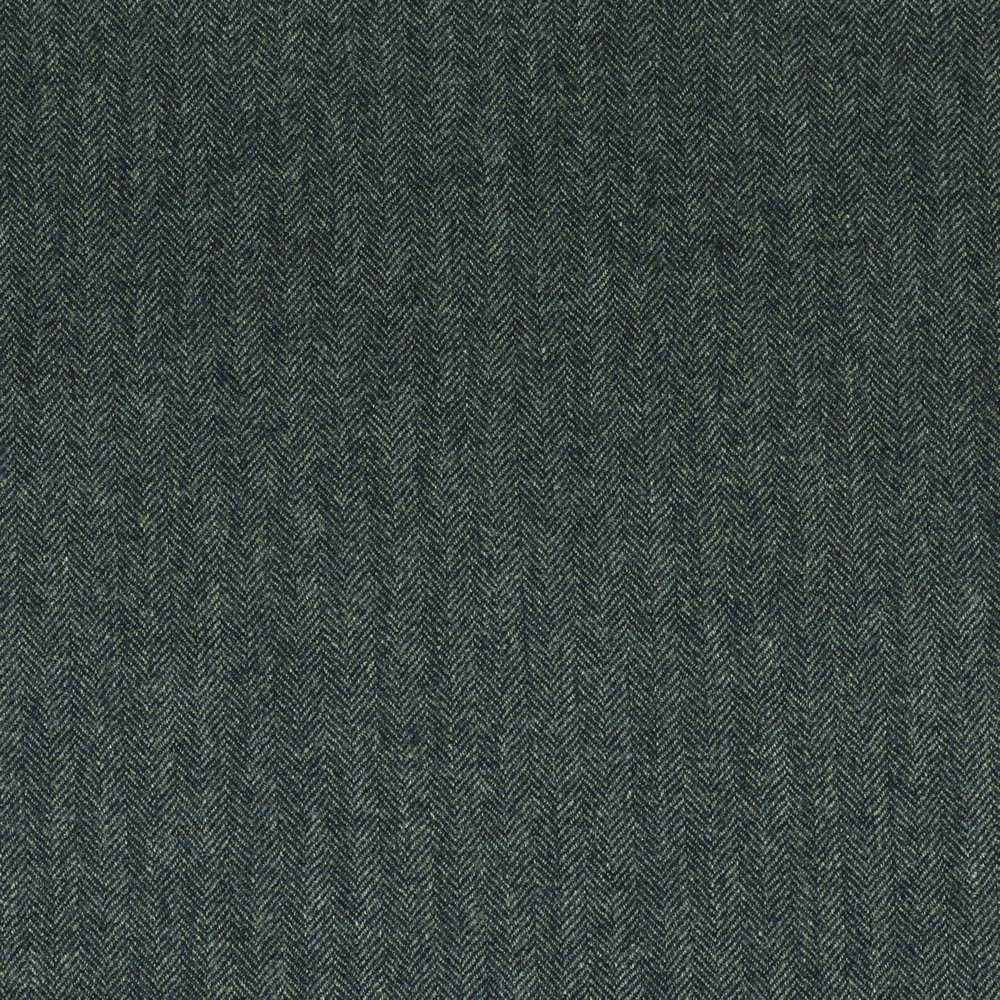 19069 Medium Blue Herringbone