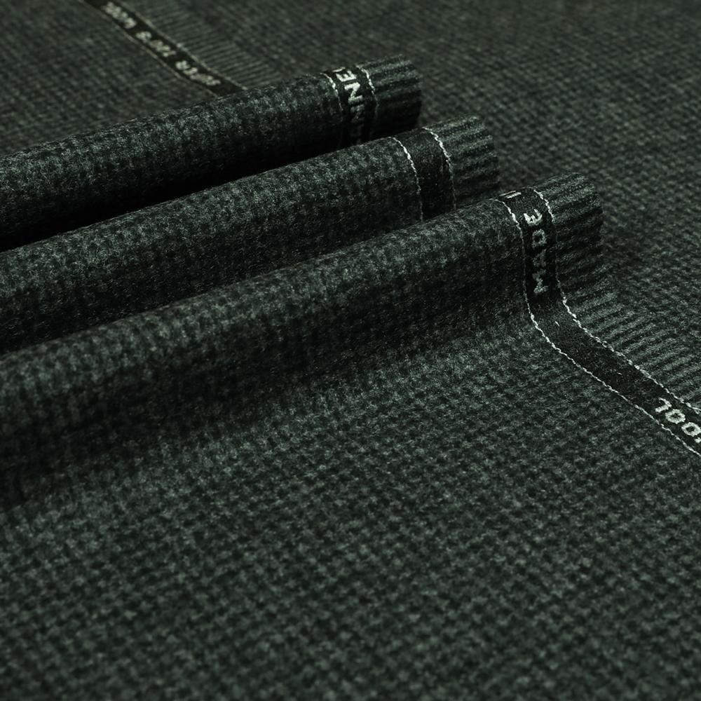 22031 Dark Grey Houndstooth Flannel