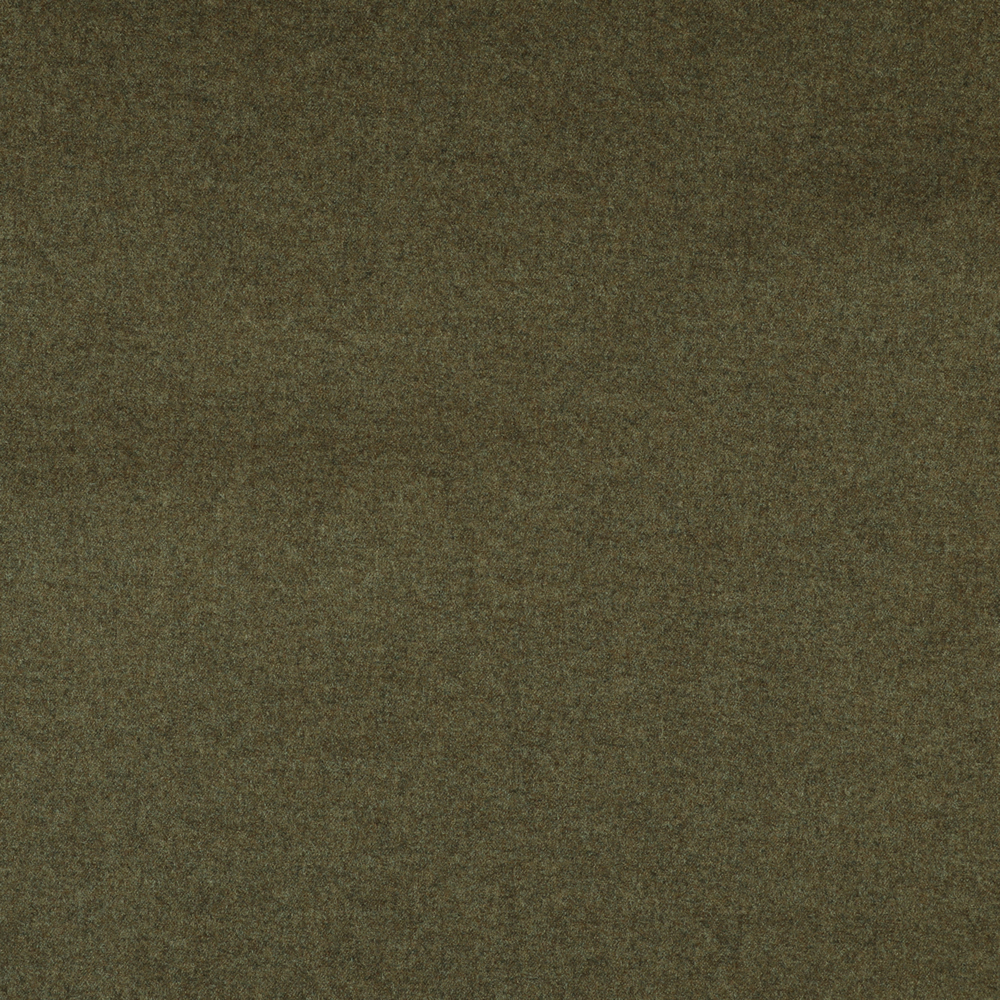 22047 Dark Beige Brown Plain Flannel