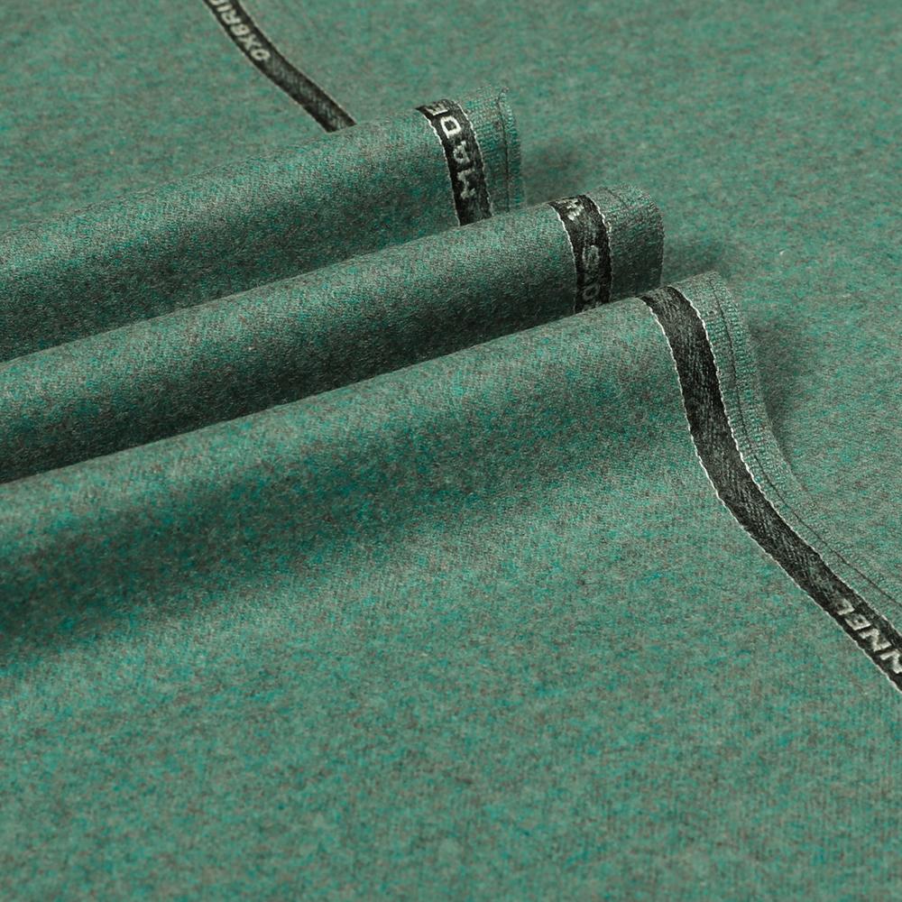 22055 Pale Blue Green Plain Flannel