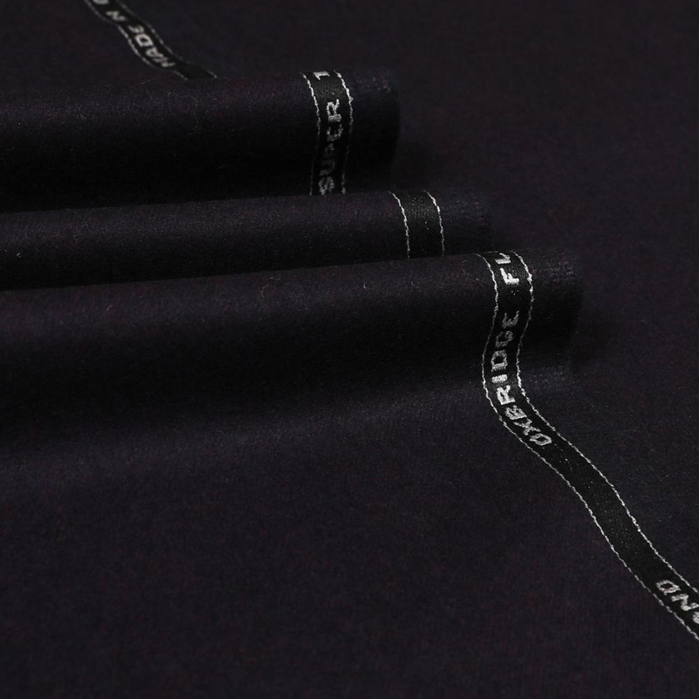 22061 Aubergine Purple Plain Flannel