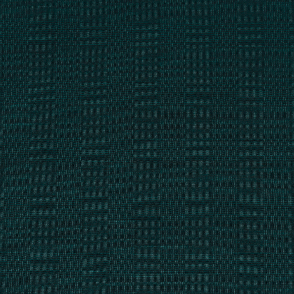 24001 Teal Blue Glen Check