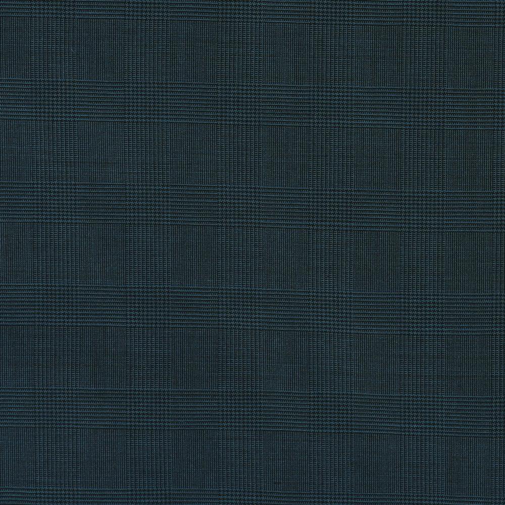 24002 Medium Blue Glen Check