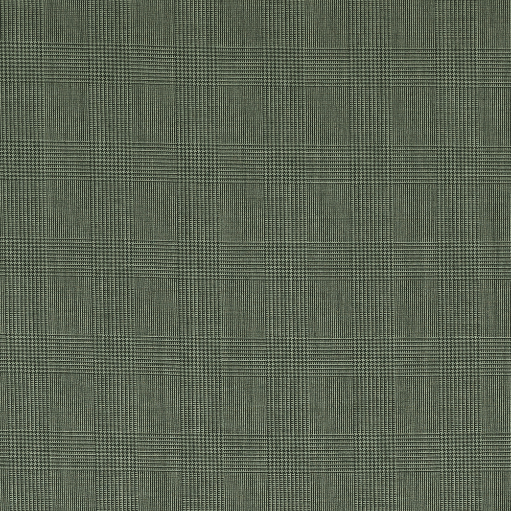 24003 Medium Grey/Blue Glen Check