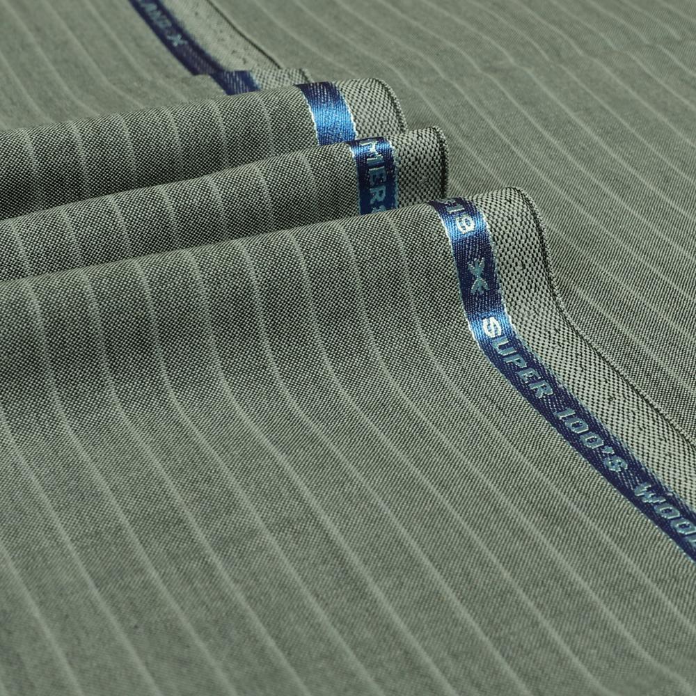 24029 Light Grey Tonal Stripe